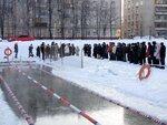 Чемпионат Тюменской области по зимнему плаванию - 2011
