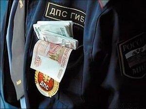 Инспектор ГИБДД  в Приморье попался на взятке