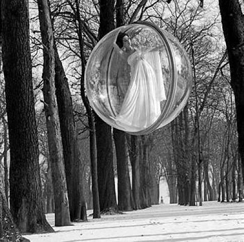 Париж в 1963 году американским фотографом Мелвин Сокольский