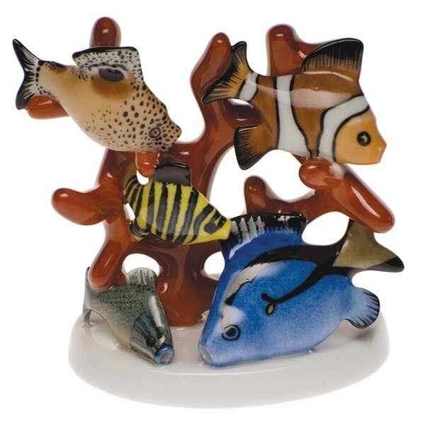 Фарфоровые Рибки