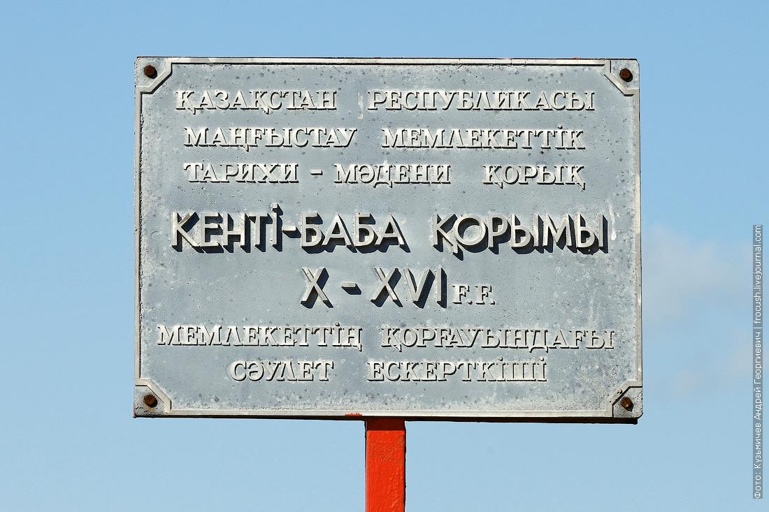 Некрополь Кенты-Баба