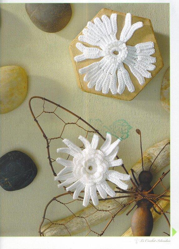 Crochet Creations Hors-serie. Le Crochet Irlandais№ 39 2007 г.