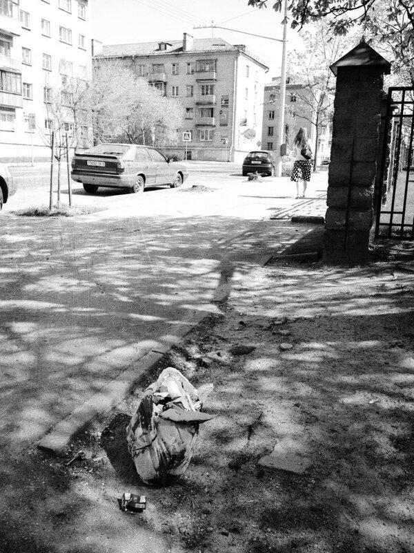 Был избит при попытке выбростить мусор в Минске