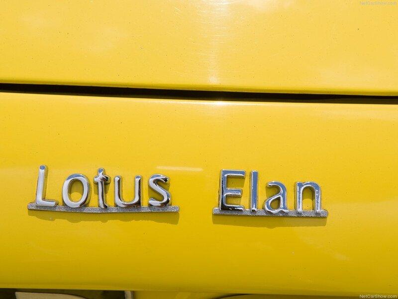 Lotus Elan (1962)