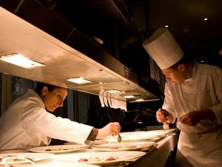 Самый дорогой ресторан в мире цена