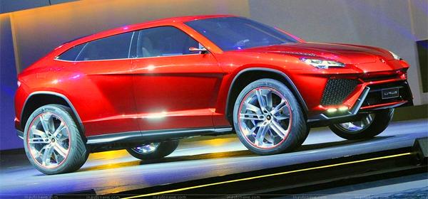 Производство внедорожника Lamborghini Urus откроют в Словакии