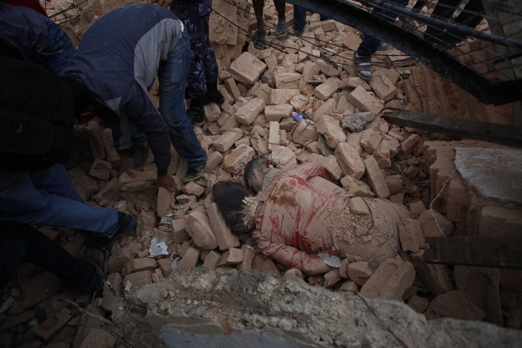 Deadly Nepal Earthquake Kills Over 1,000