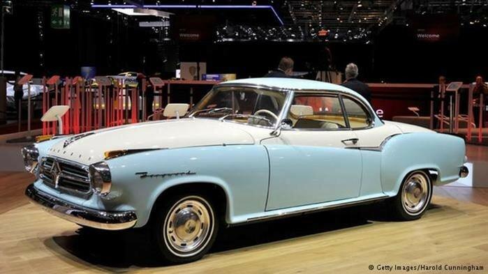 Новые автомобили: Франкфуртский автосалон поднимает занавес
