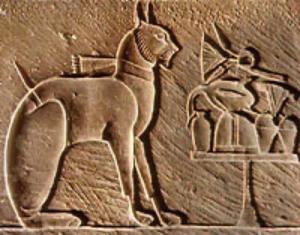 Кошки в истории Египта