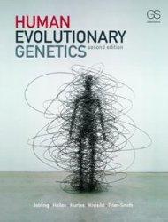 Книга Human Evolutionary Genetics