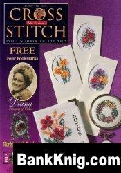 Книга Simply the Best Jill Oxton's Cross Stitch - Issue No. 32 jpg 41,4Мб