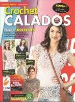 Журнал Tejido Practico Crochet Calados №4 2011 jpg  63,69Мб