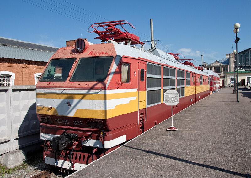 ЧС200-002
