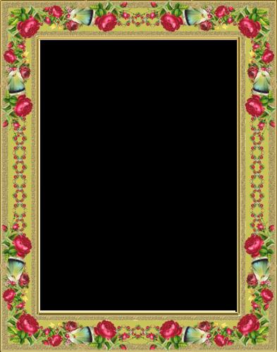 Рамки фотошоп для поздравления