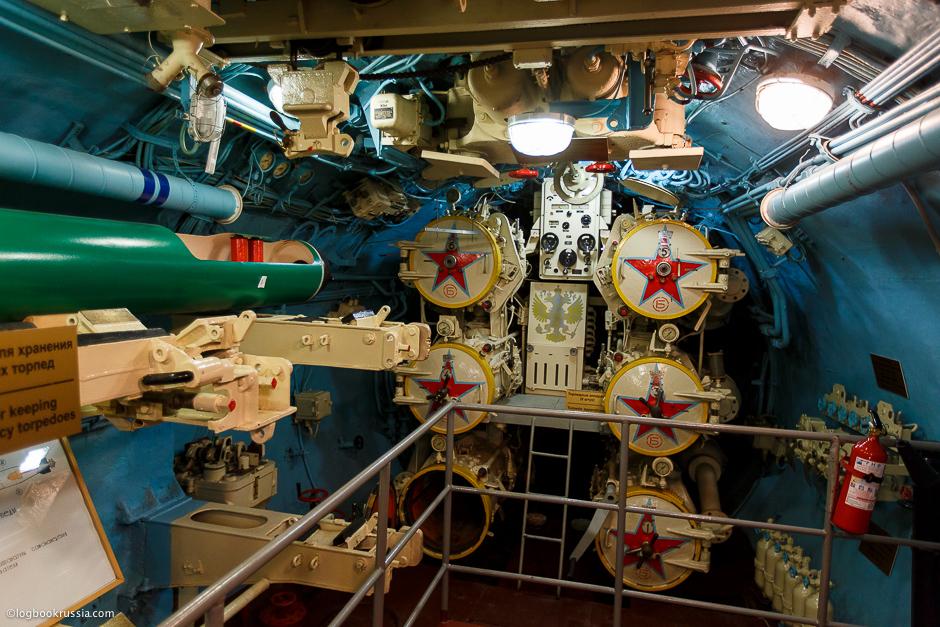 Музей «Подводная лодка Б-440»