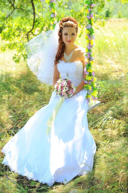 Свадьба - это праздник для двоих!