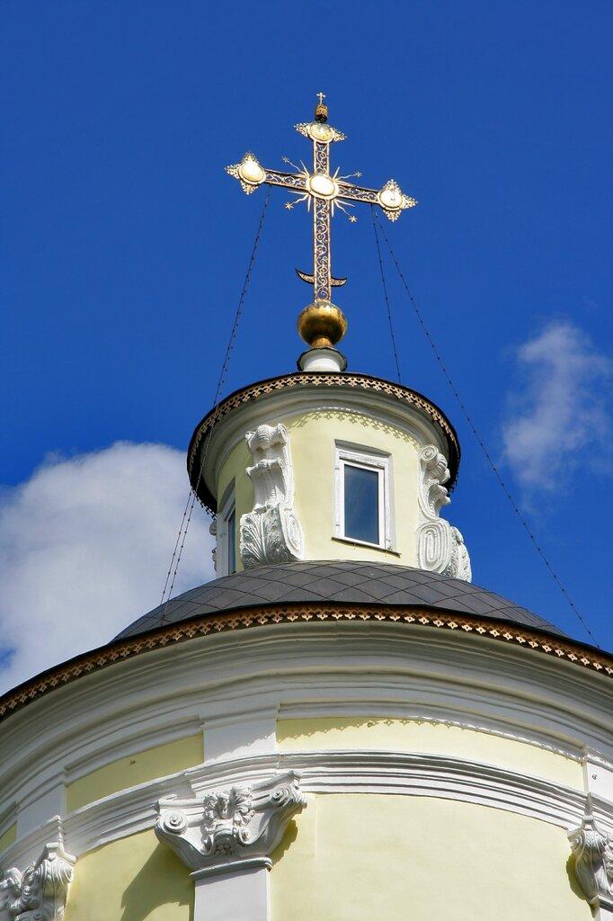 Церковь Рождества Пресвятой Богородицы в Марфине