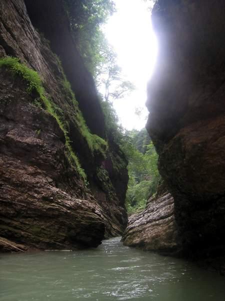 Реки, ущелья и водопады Адыгеи