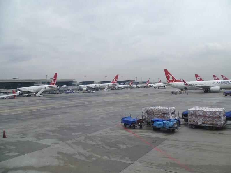 Аэропорт Стамбула (Istanbul airport)