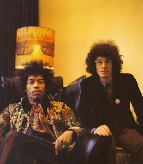 Jimi Hendrix, Noel Redding