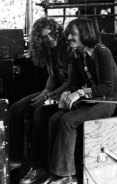 Robert Plant  John Paul Jones  Led Zeppelin