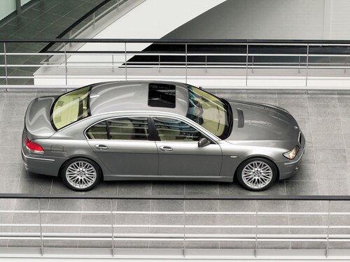 система охлаждения BMW E65