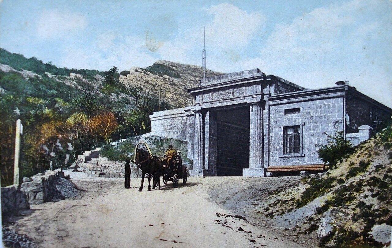 Окрестности Севастополя. Байдарские ворота