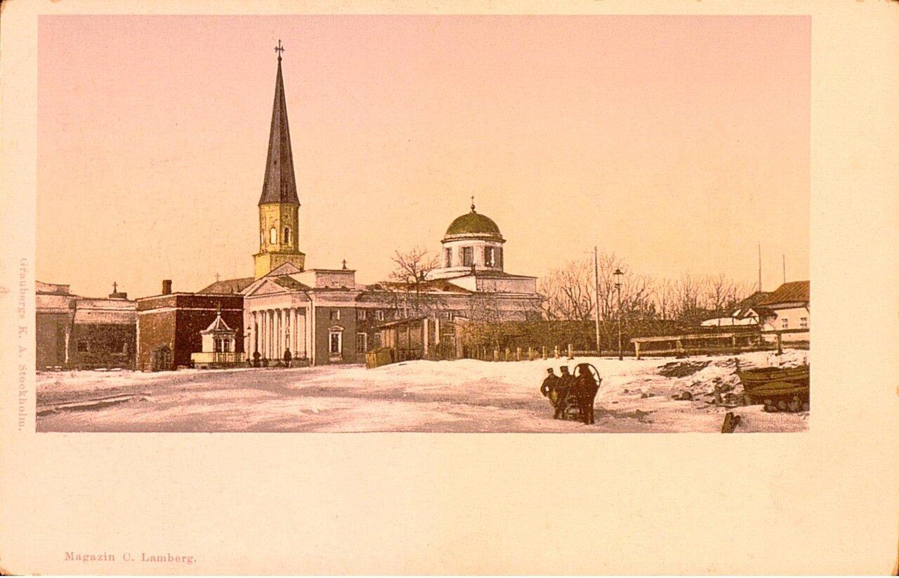 Кирха Святого Николая