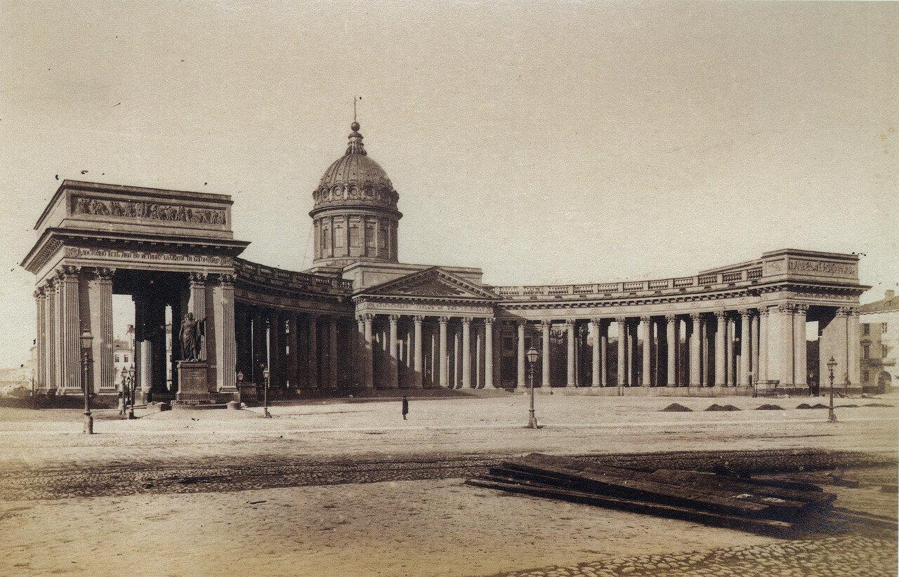 Казанский собор, 1880-е