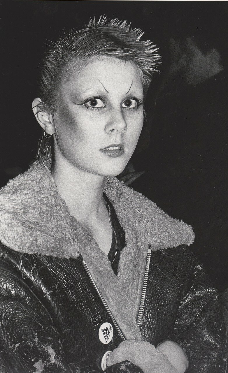 1979. В клубе «Billys»