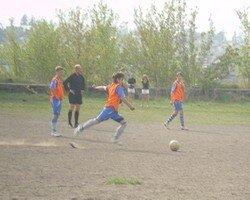 Фото матча второго круга