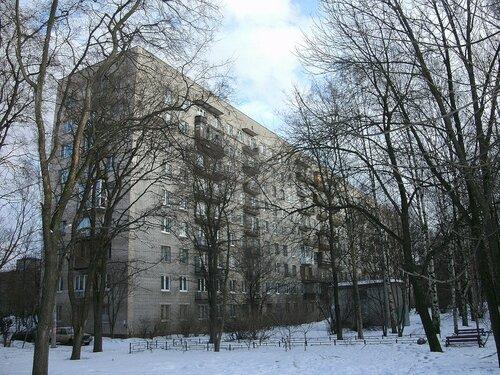 пр. Космонавтов 19к1