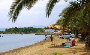Пляж в г Эретрия