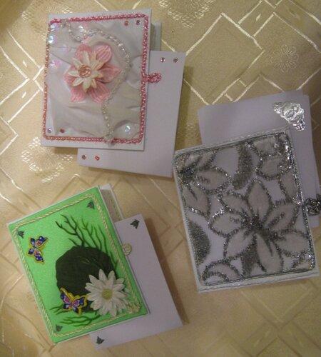 Коробочки для бумаг на офисный стол(подарки подругам) листы с оформлением.