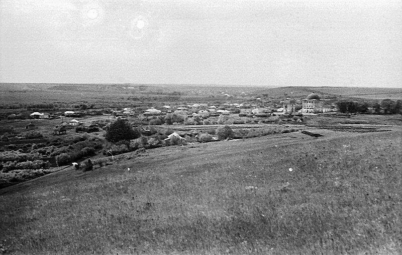 Пионерский костер в Трескино 1970 г.