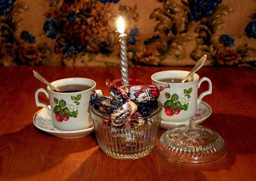 Чай в двоём