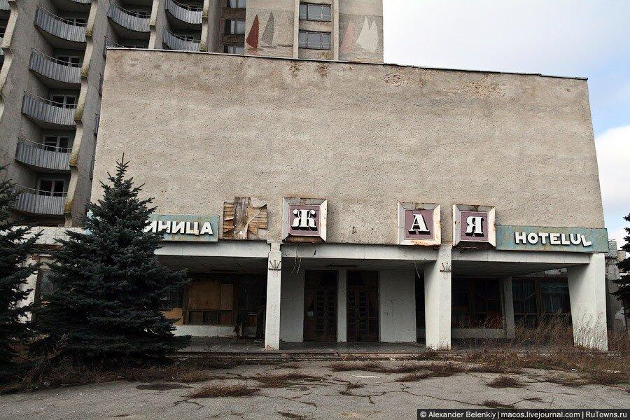 Украина. Умирающий курорт на Чёрном море