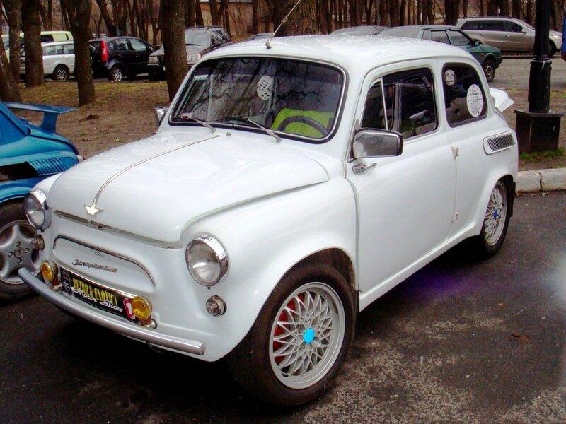 Машинка из прошлого