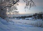 Зима на Ловати