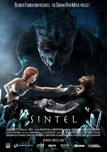 Синтел / Sintel (2010/BDRip/HDRip)