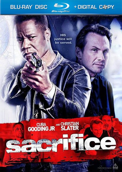 Путь мести / Sacrifice (2011/HDRip/1400Mb)