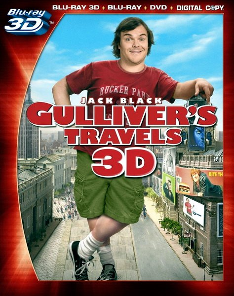 Путешествия Гулливера / Gulliver's Travels (2010) BDRip 1080p + 720p