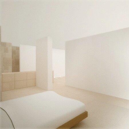 Kanye West apart-Claudio Silvestrin 14_bathroom