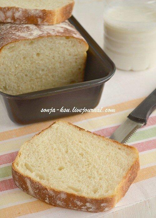 картофельный хлеб на кефире