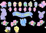 «Designs By Ali_Happy Easter» 0_55785_7fbfbf79_S