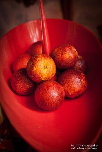 Солнечные марроканские апельсины