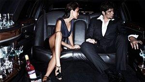 Бенисио дель Торо / Campari The Red Affair 2011 calendar - Benicio del Toro by Michel Compte