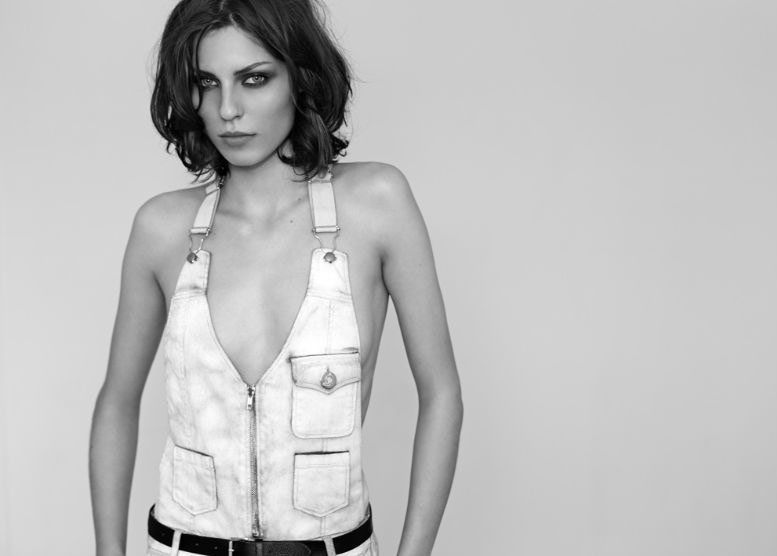 модель Виктория Боярская / Victoria Bojarskaja, фотограф Ruben Vega