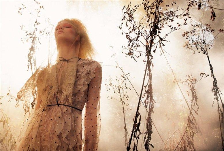 модель Мелисса Таммериджн / Melissa Tammerijn, фотограф Solve Sundsbo