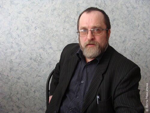 Председатель Общественного Совета Максатихинского района П.В.ПОЛОЗОВ